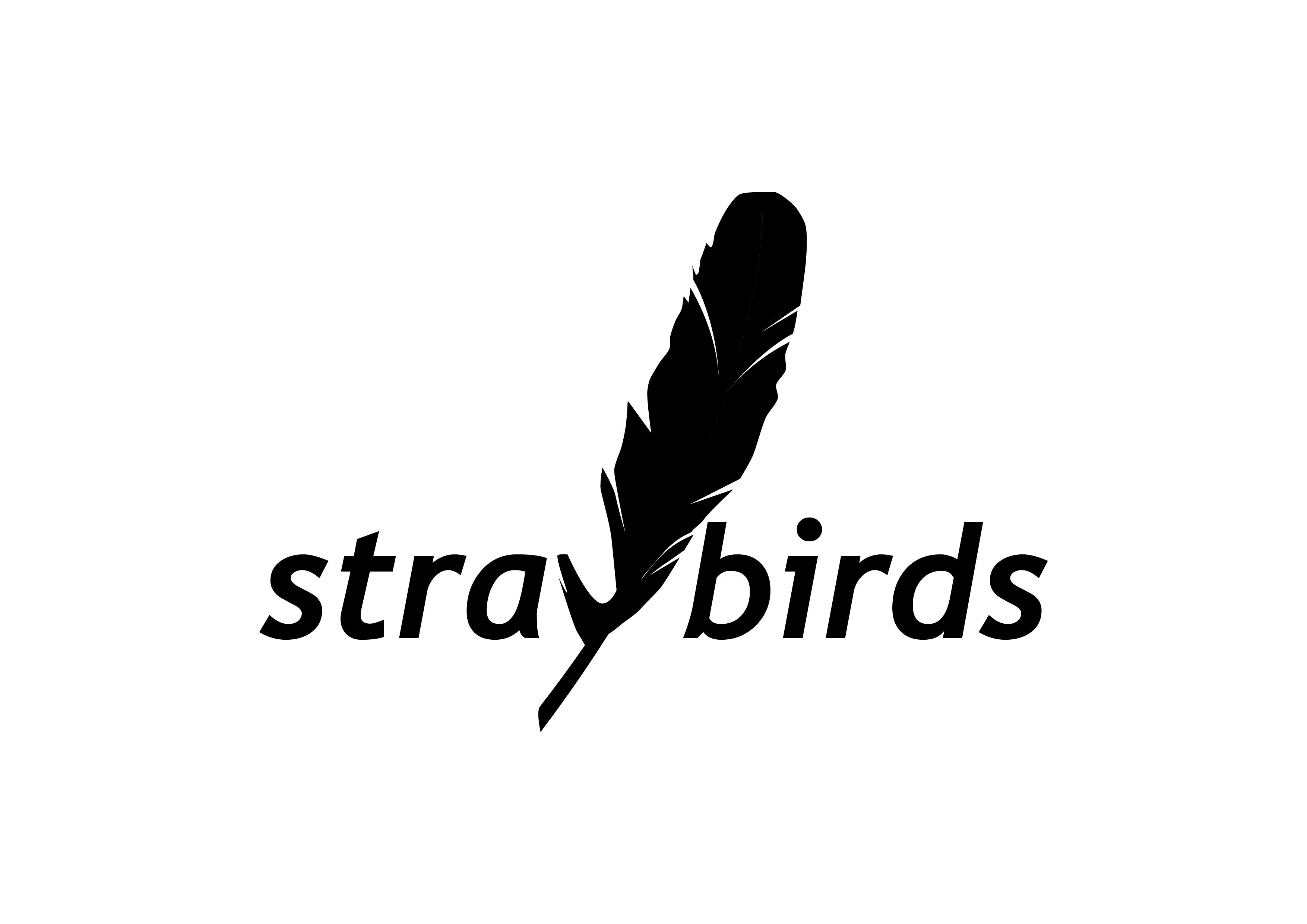 Straybirds logo