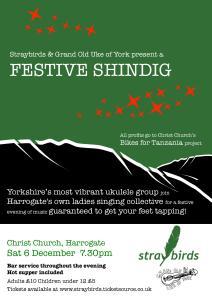 Straybirds Festive Shindig 2014